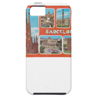 Barcelona retrospect case for the iPhone 5