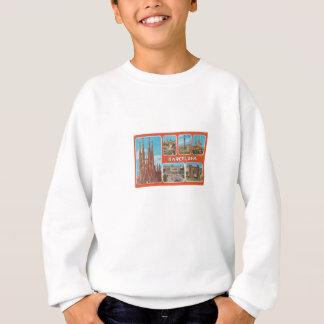 Barcelona retrospect sweatshirt