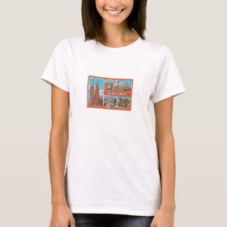 Barcelona retrospect T-Shirt