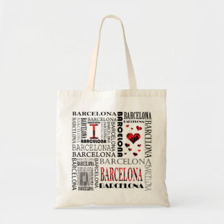 Barcelona Shopping Bag