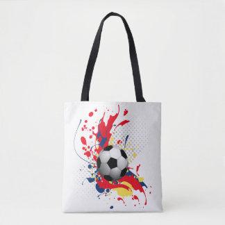 Barcelona Soccer Tote