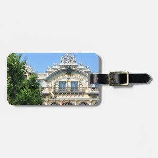 Barcelona, Spain Luggage Tag