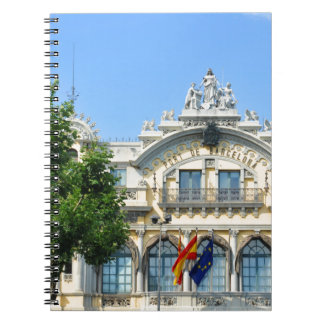 Barcelona, Spain Notebook