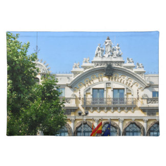 Barcelona, Spain Placemat