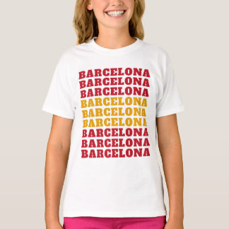 Barcelona Spain shirts & jackets