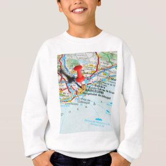 Barcelona, Spain Sweatshirt