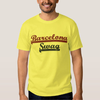 Barcelona Team Swag Shirt