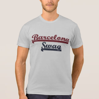 Barcelona Team Swag T-shirts