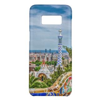 Barcelona Unique Photographic Modern Artist Case-Mate Samsung Galaxy S8 Case