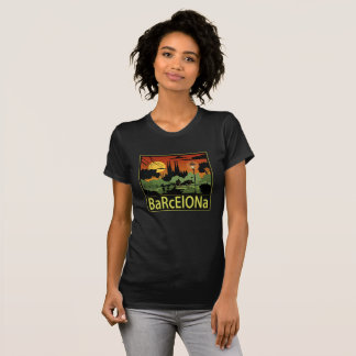 Barcelona Women's Alternative Apparel T-Shirt