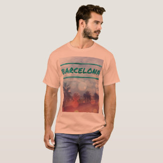 barceloneta beach tee