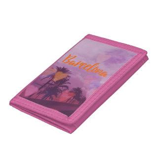 barceloneta walllet trifold wallets
