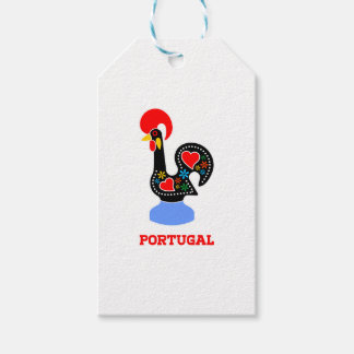 Barcelos Rooster Pack Of Gift Tags