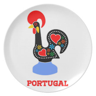 Barcelos Rooster Plate