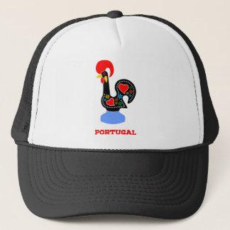 Barcelos Rooster Trucker Hat