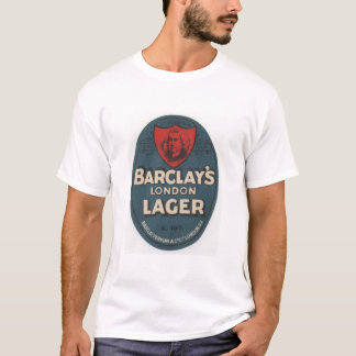 Barclay's London Lager T Shirt