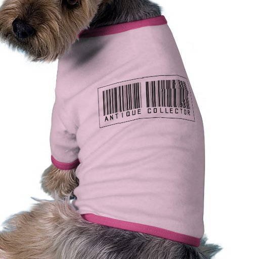 Barcode Antique Collector Dog Clothing