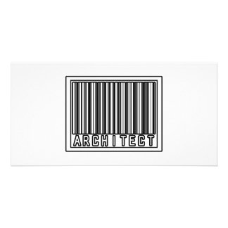 Barcode Architect Picture Card