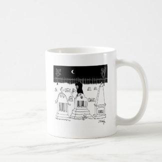 Barcode Cartoon 7019 Coffee Mug