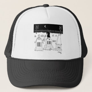 Barcode Cartoon 7019 Trucker Hat
