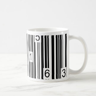 Barcode Coffee Mug