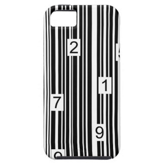 Barcode iPhone 5 Cases