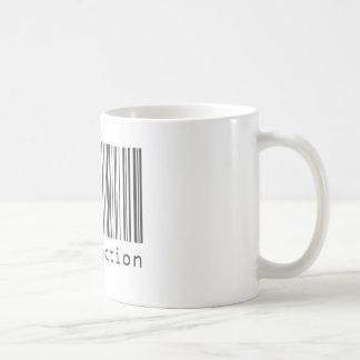 Barcode - Satisfaction Coffee Mug