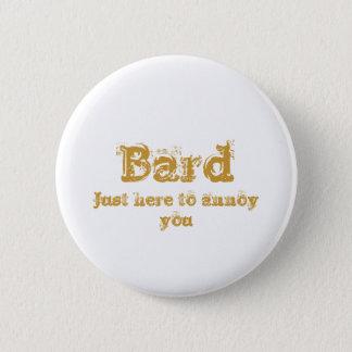Bard 2 Inch Round Button