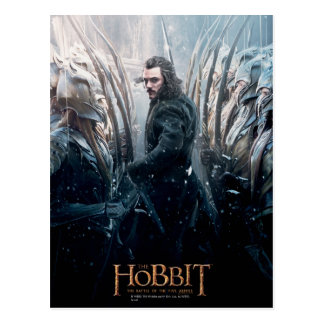 BARD THE BOWMAN™ Amongst Army Postcard