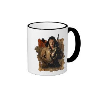 BARD THE BOWMAN™ Framed Graphic Ringer Coffee Mug