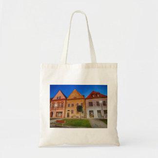 Bardejov central place tote bag