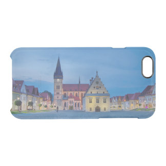 Bardejov in Slovakia Clear iPhone 6/6S Case