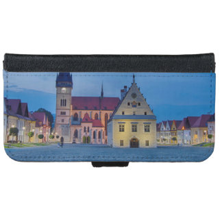 Bardejov is a city of Slovakia iPhone 6 Wallet Case