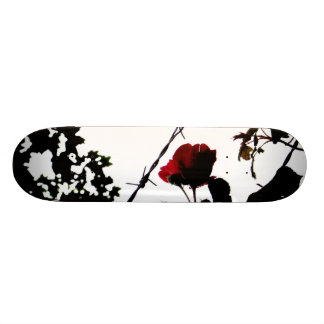 bardWIRE Rose Skate Boards