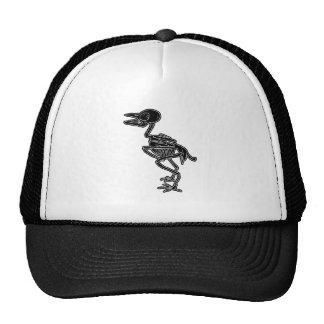 Bare Bones Bird Trucker Hat