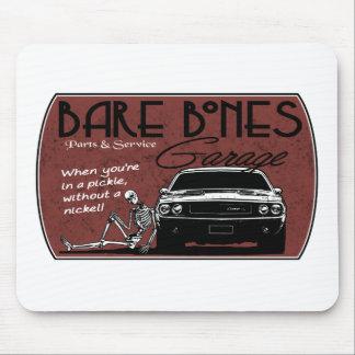 Bare Bones Challenger Mouse Pad