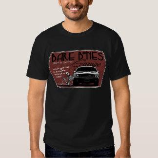 Bare Bones Challenger T-shirts