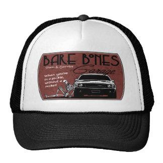 Bare Bones Challenger Trucker Hat