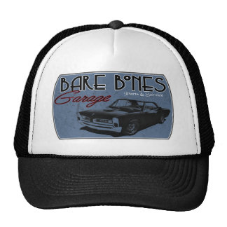Bare Bones GTO Trucker Hat
