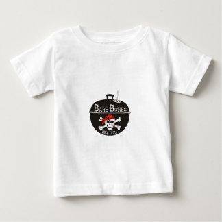 Bare Bones Motorcycles Graphic Design Tee Shirts