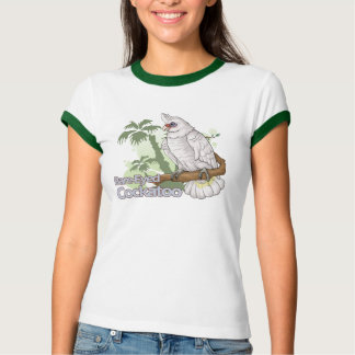 Bare-Eyed Cockatoo T-Shirt