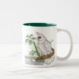 Bare-eyed 'Too Mug