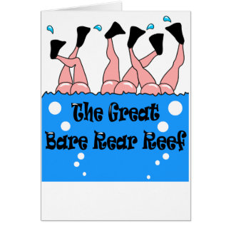 Bare Rear Reef Card