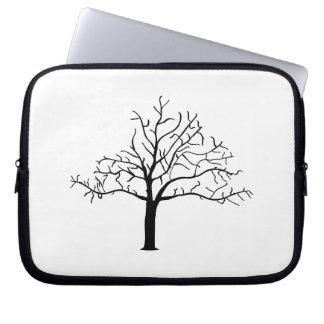 Bare Tree Design Laptop Computer Sleeve