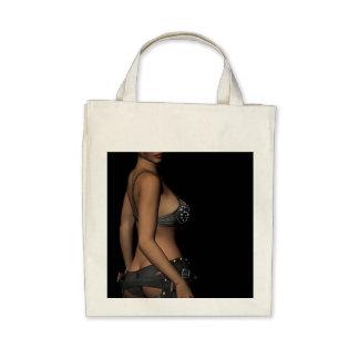 BareBack Tote Bags