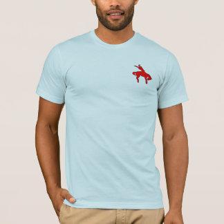 BareBack Red T-Shirt