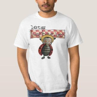 barebecue Tee shirt