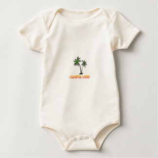 barefoot beach Florida. Baby Bodysuit