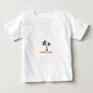 barefoot beach Florida. Baby T-Shirt