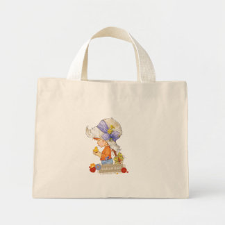 """Barefoot Belle"" Tiny Tote Bag"